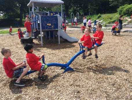 SeeSaw Summer Activity